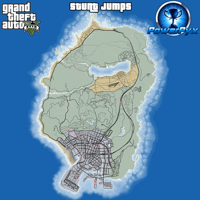 Gta 5 stunt jumps locations online dating