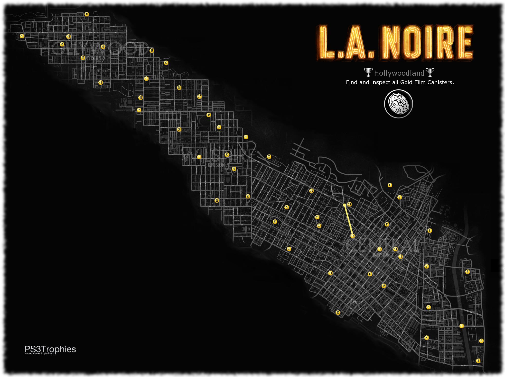 L A Noire Strategy Guide Powerpyx