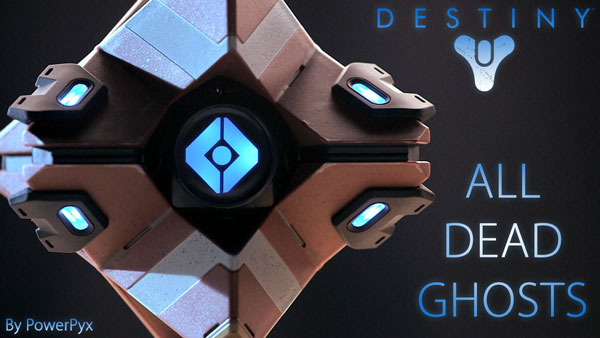 Destiny all dead ghost locations ghost hunter achievement