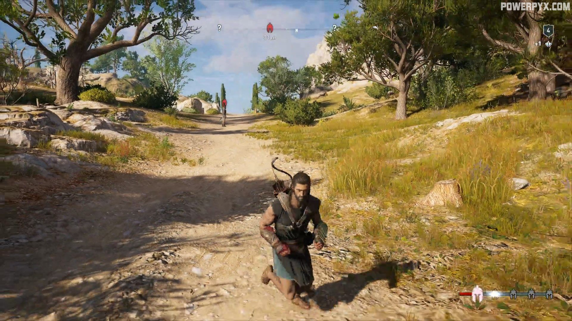 Assassin S Creed Odyssey A Fight With Talos Side Quest Walkthrough
