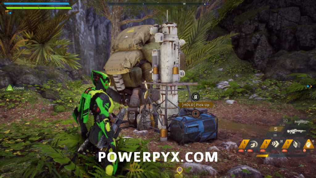 Anthem Collectibles Guide