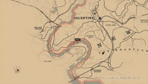 Red Dead Redemption 2 Plants Locations