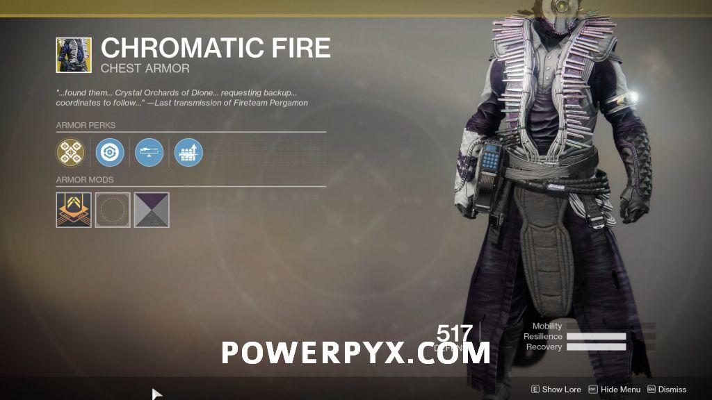 destiny 2 forsaken exotics list