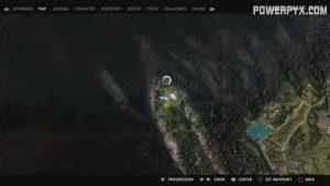 Far Cry New Dawn Deep Dive map