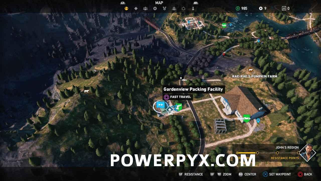 Man Cave Far Cry 5 Walkthrough : Far cry bear necessities side mission walkthrough
