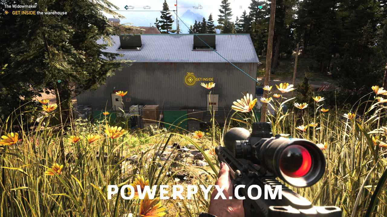farcry 5 how to get boomer in the helecopter