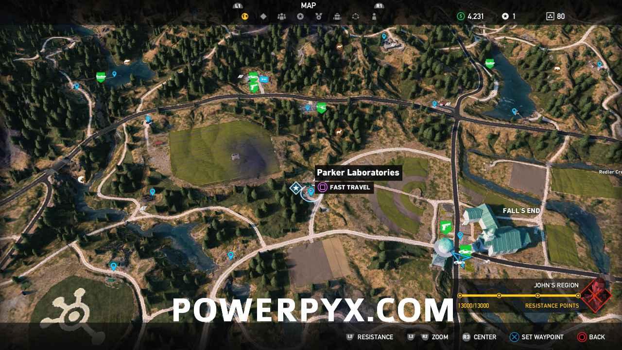 Far Cry 5 Free Larry Side Mission Walkthrough