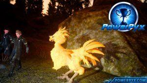 Final Fanasy XV – How to Unlock Chocobos