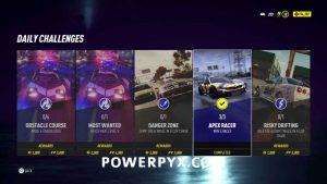 Need For Speed Heat Trophy Guide Roadmap
