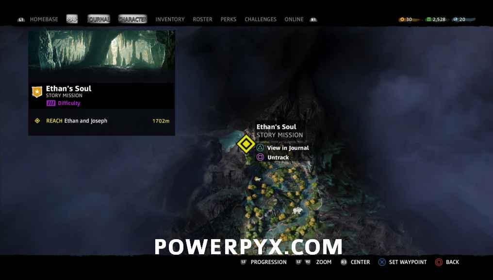Far Cry New Dawn Ethan S Soul Walkthrough