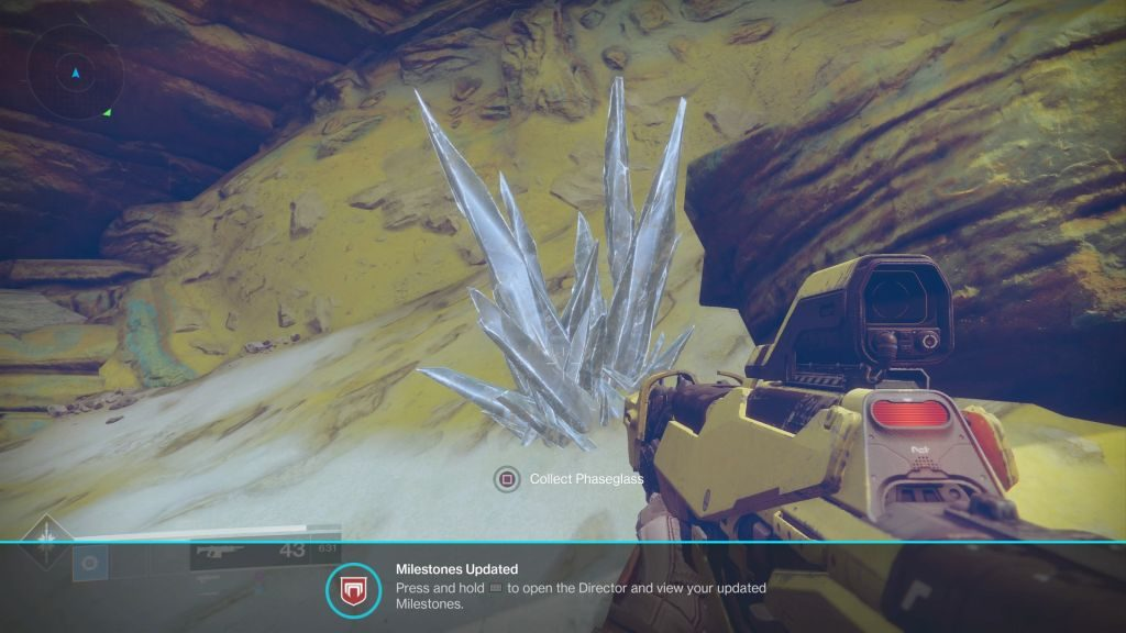 Destiny 2 Consumable: Phaseglass Needle