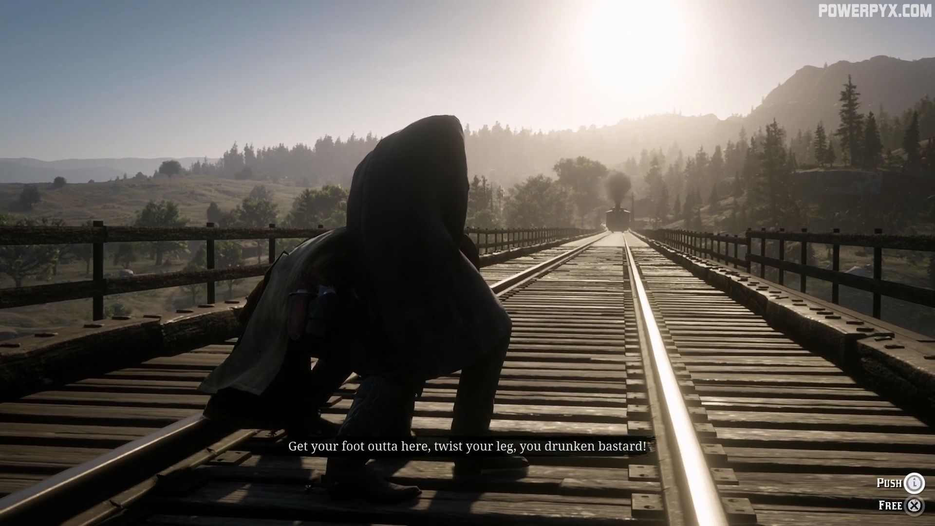 Red Dead Redemption 2 Who is Not without Sin Walkthrough