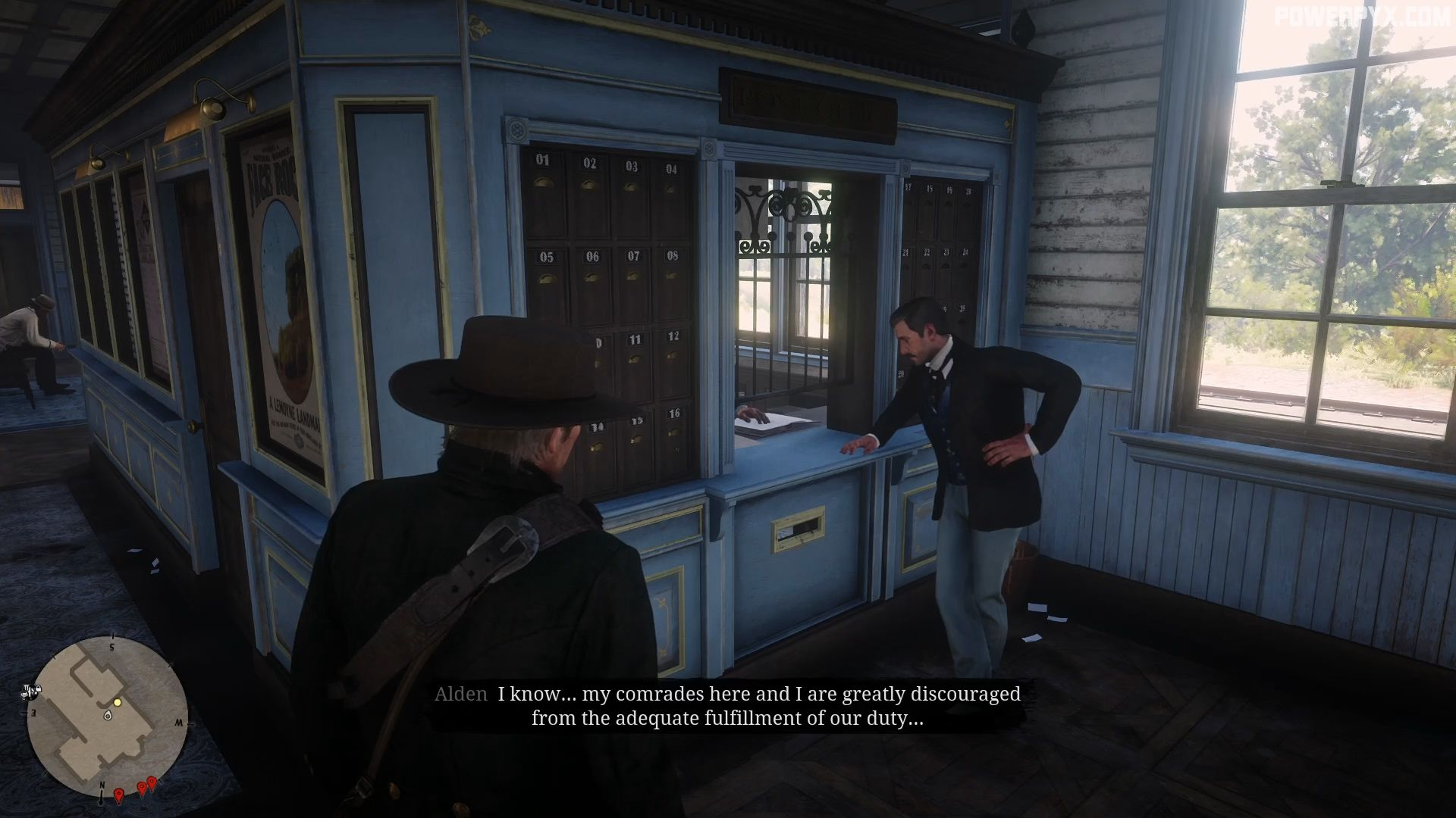Red Dead Redemption 2 Friends in Very Low Places Walkthrough