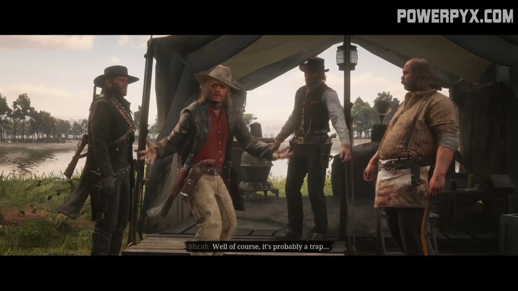 Red Dead Redemption 2 Blessed are the Peacemakers Walkthrough