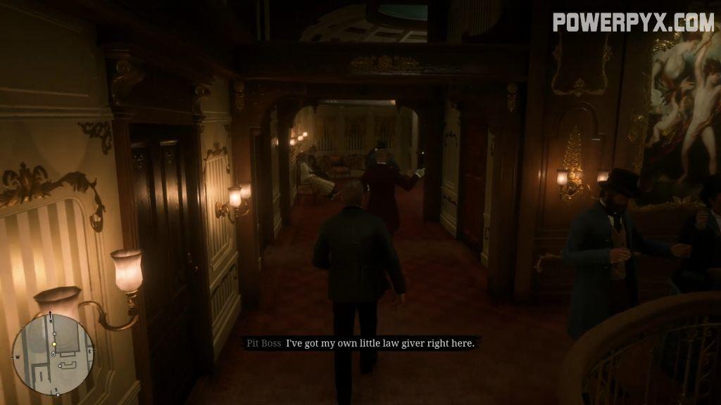 Red Dead Redemption 2 A Fine Night of Debauchery Walkthrough