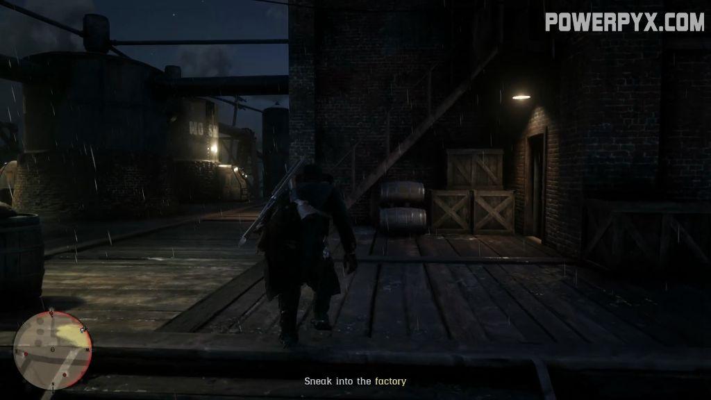 Red Dead Redemption 2 American Fathers - II Walkthrough