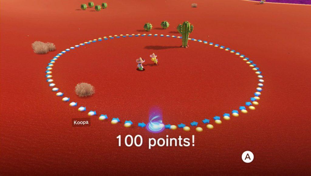 Super Mario Odyssey Power Moon Locations Sand Kingdom 31 61