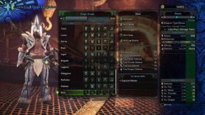 Monster Hunter World All Armor Sets Outfits
