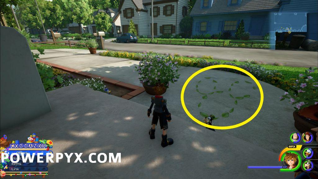 Kingdom Hearts 3 Toy Box Collectible Locations Treasures