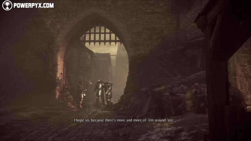 A Plague Tale Innocence Chapter 16 Coronation Walkthrough