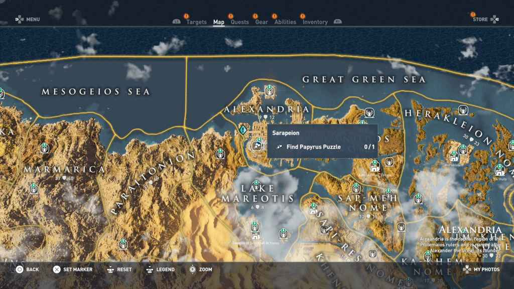divided valley papyri