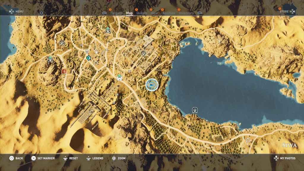Assassin S Creed Origins Papyrus Puzzle Solutions Amp Locations