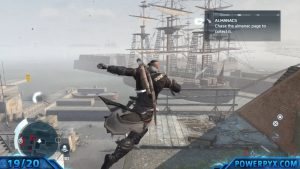 Assassin's Creed 3 All Almanac Locations