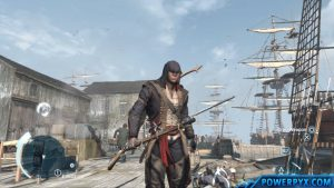Assassin's Creed 3 – Spit Roast Trophy / Achievement