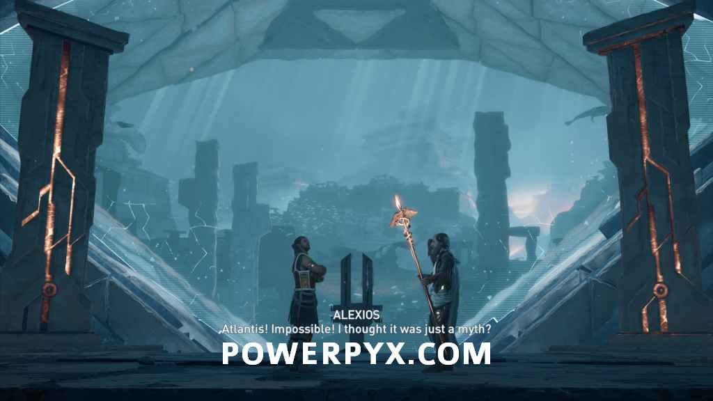 Assassin S Creed Odyssey Where To Find Atlantis Location