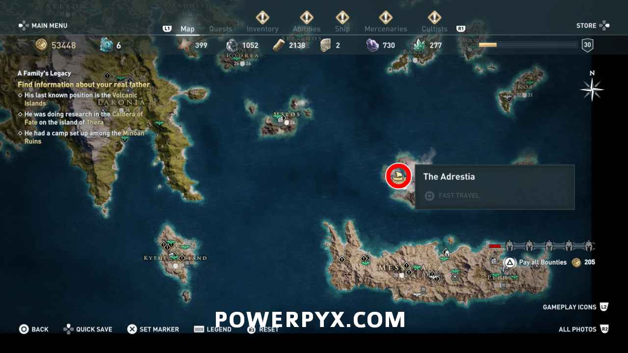 Assassin S Creed Odyssey Trophy Guide Roadmap