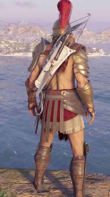 Assassin S Creed Odyssey Legendary Armor Sets Locations Showcase