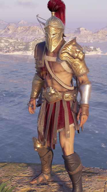 Assassin's Creed Odyssey Legendary Armor Sets Locations ...