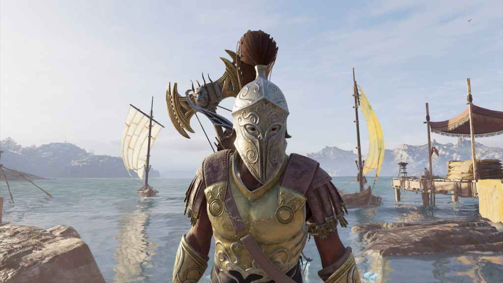 assassins creed odyssey tales of greece
