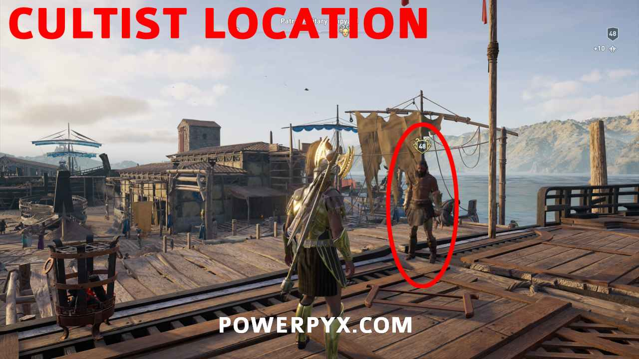 Assassin's Creed Odyssey All Cultist Locations