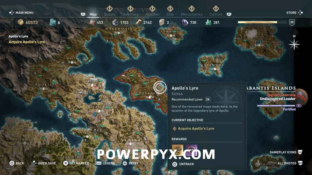 Assassin S Creed Odyssey Throw The Dice Side Quest Walkthrough