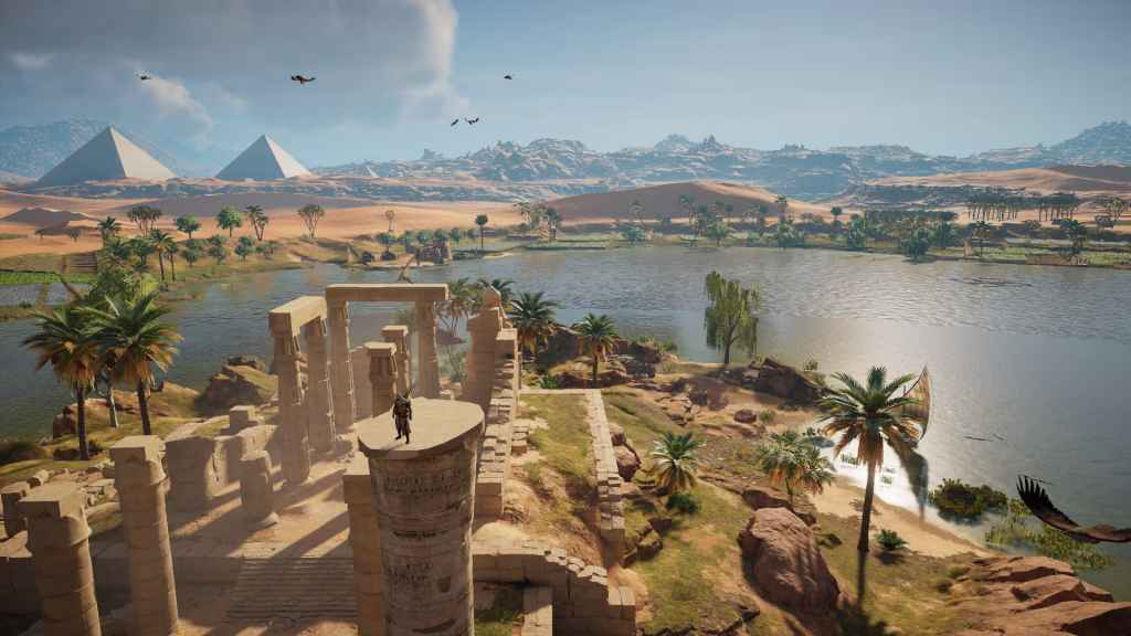 Assassin S Creed Origins Preview First Impressions