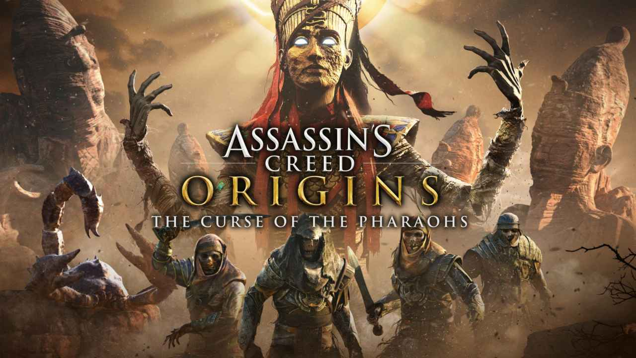 Aco The Curse Of The Pharaohs Dlc Trophy Guide Roadmap