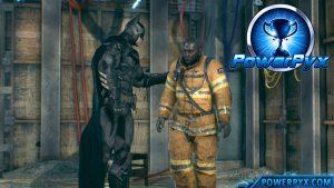 Batman Arkham Knight – The Line of Duty Side Mission Walkthrough (Firefighter Locations)