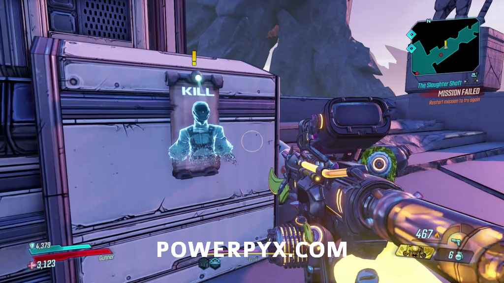Borderlands 3 All Circles of Slaughter Locations
