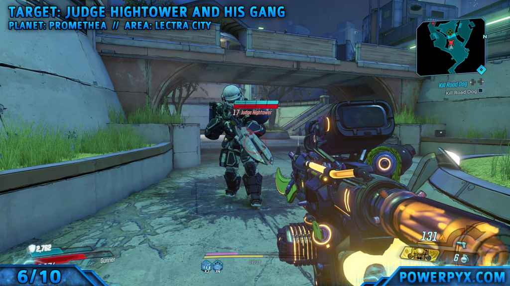 Borderlands 3 All Zero S Targets Of Opportunity Locations