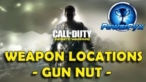 Call of Duty Infinite Warfare – All Weapon Locations (Gun Nut Trophy / Achievement Guide)