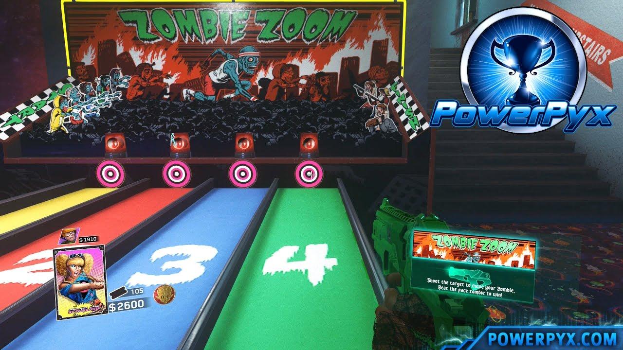call of duty arcade machine