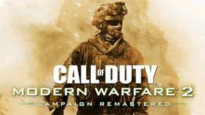 Call of Duty Modern Warfare 2 Remastered Trophy List Revealed