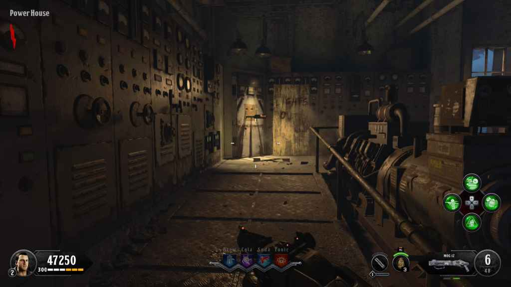 COD BO4 Blood of the Dead: How to Turn on the Power