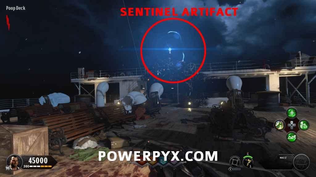 COD BO4 Voyage of Despair: How to Get Sentinel Artifact