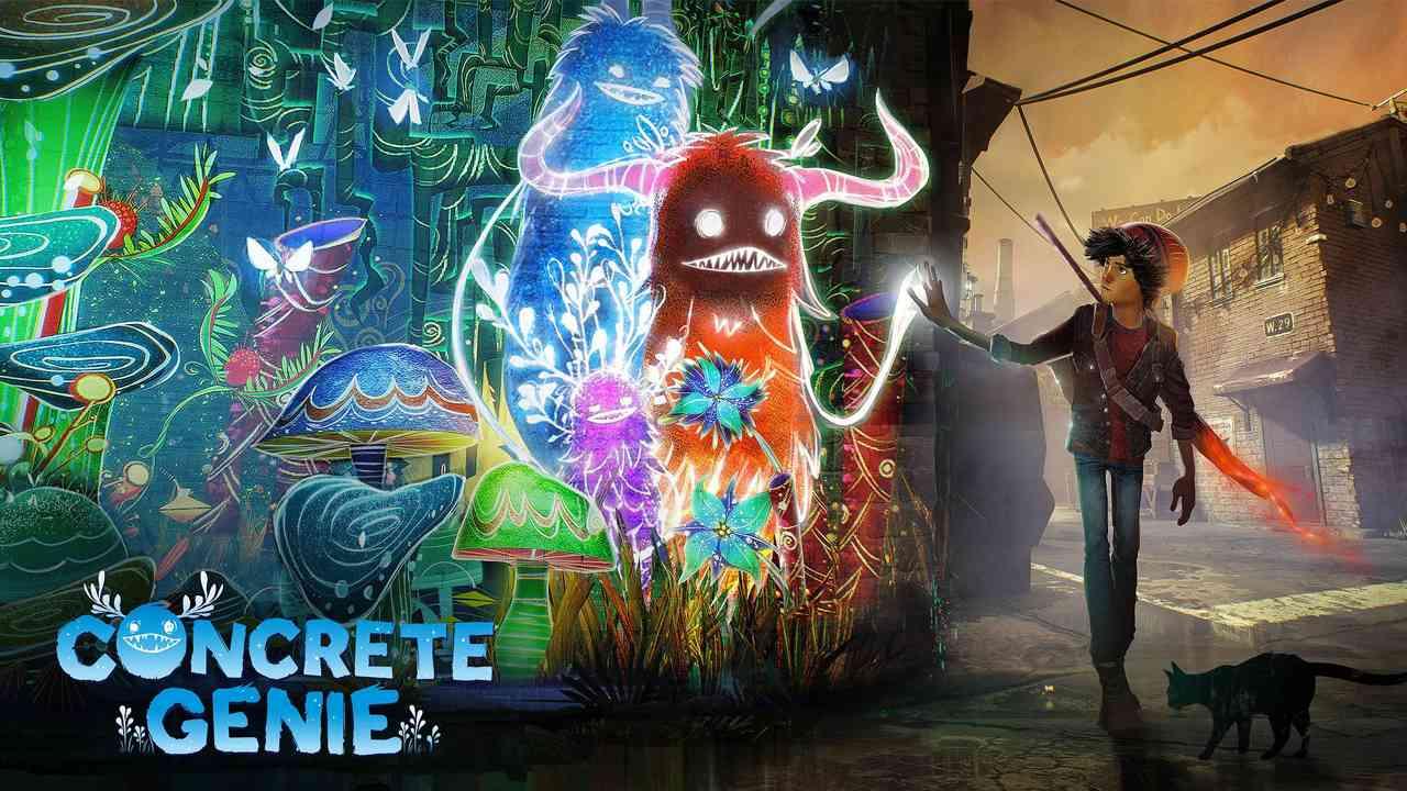 Confira um novo gameplay de Concrete Genie