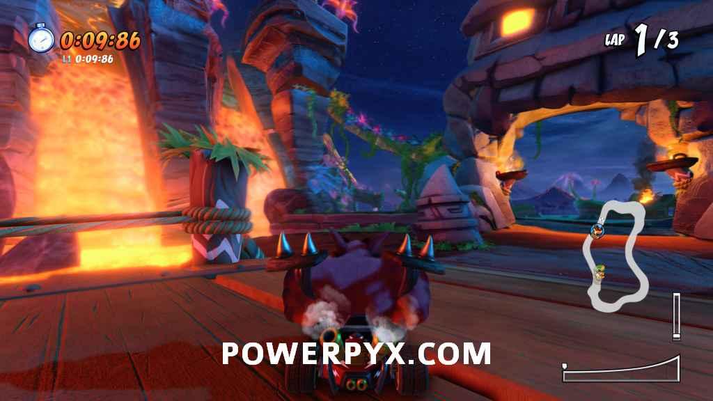 Crash Team Racing Nitro-Fueled All Shortcuts