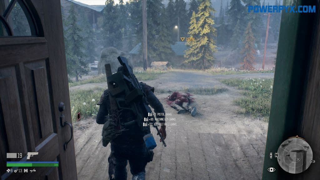 Days Gone They Will Never Stop Walkthrough