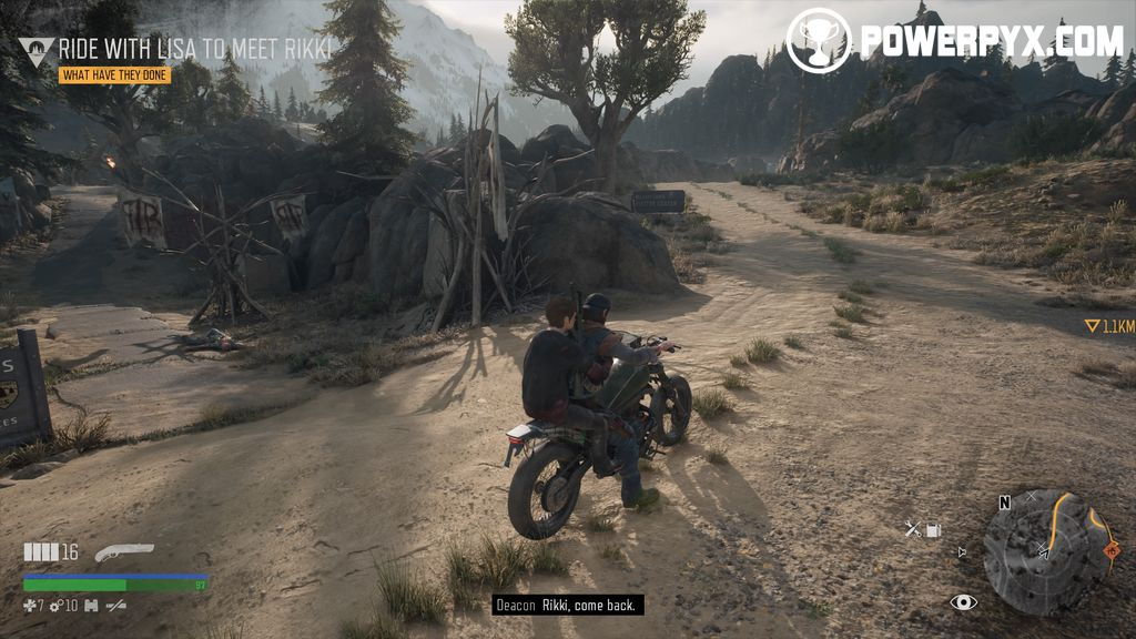 Days Gone What Have They Done Walkthrough