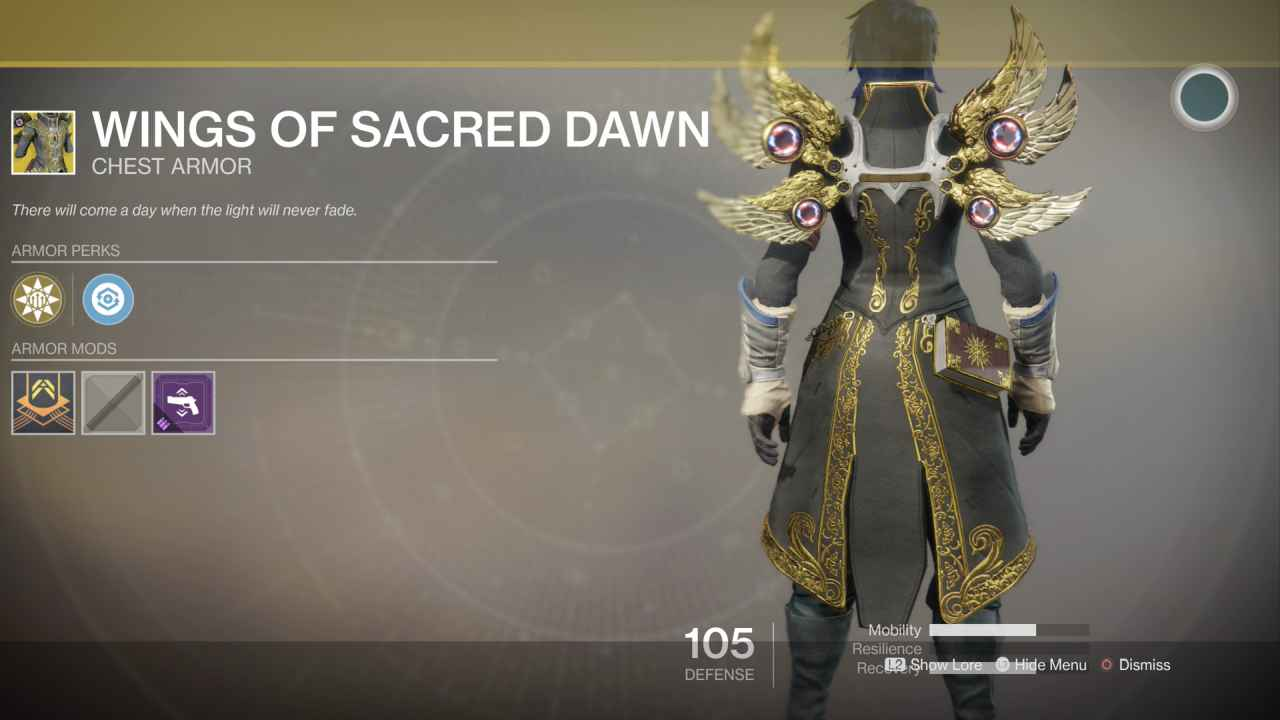 book of the dead destiny 2 exotic